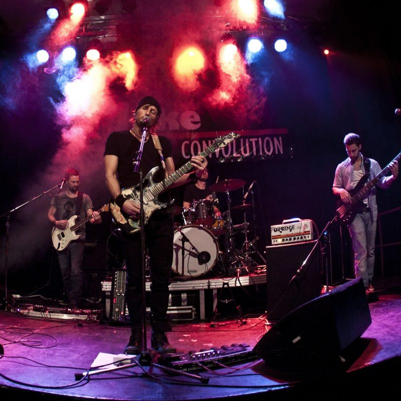 Tour dates with Jake & the Convolution